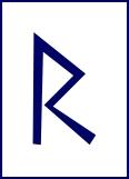 Rune Raido - beweging