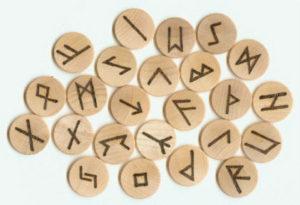 Runen op hout zelf maken