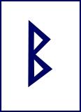 Rune Berkana - berk, vruchtbaarheid